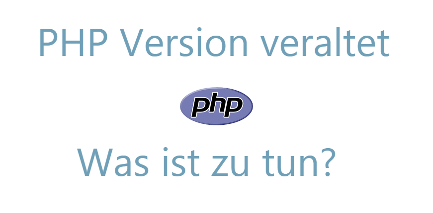 veraltete_PHP_Version
